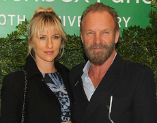 Sting's Daughter Opens Up About Sexuality