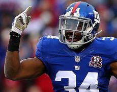 New York Giants Player Mourns Loss of Cousin in San Bernardino Shooting