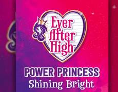 Ever After High - Power Princess Shining Bright [FULL SONG]