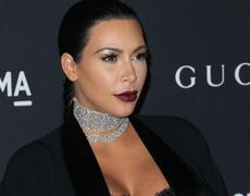 Kim Kardashian Yet to Release Baby's Name