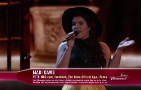 The Voice USA 2015: Madi Davis -