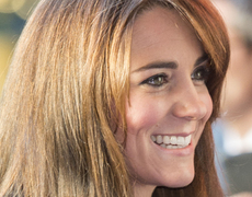 Kate Middleton Chops Her Hair!