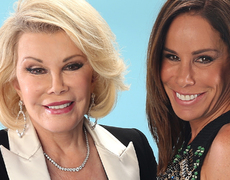 See Melissa Rivers Portraying Late Mother Joan!