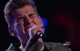 The Voice USA 2015: Zach Seabaugh: