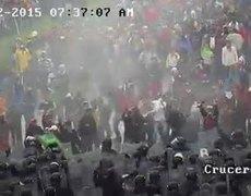 #VIDEO - Maestro resulta muerto en Chiapas durante protesta contra evaluación