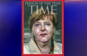Angela Merkel is #TIME's 2015 Person Of The Year