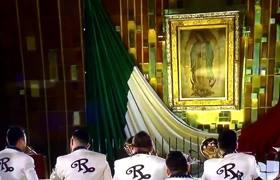 Mañanitas a la Virgen de Guadalupe 2015 - Banda El Recodo