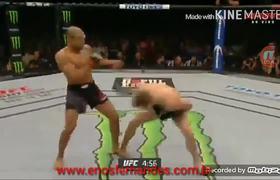 Jose Aldo derrotado en 13 segundos por Conor McGregor #UFC194