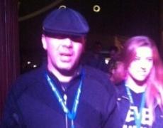 Cristian Castro presenta a su novia