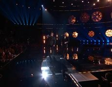 The Voice USA 2015: Jordan Smith and Adam Levine