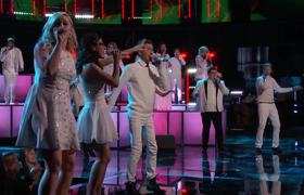 The Voice USA 2015: The Voice Top 4:
