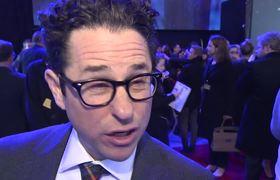 Star Wars The Force Awakens: JJ Abrams Interview (European Premiere)