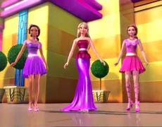 Barbie El secreto de las hadas Avance EXCLUSIVO
