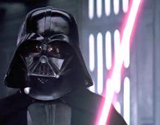 "#Warning Cry-Laughing - Bad Lip Reading Of ""Star Wars"""