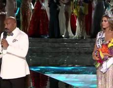 Error en la final de Miss Universo 2015