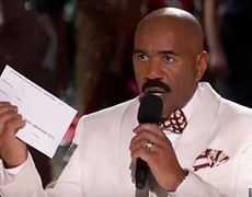 Steve Harvey is pronounced around the controversy over his error in Miss Universe 2015
