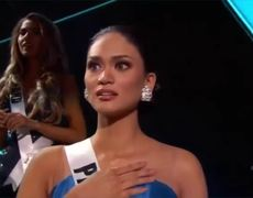 Miss Universe 2015 - Steve Harvey announced the wrong winner