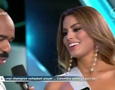 Miss Universe 2015 -- Ariadna Gutierrez Answer - Miss Colombia