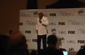 #MissUniverso2015 Conferencia de Prensa: Las declaraciones de Steve Harvey