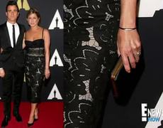 OMG Jennifer Aniston Stuns in Black Lace