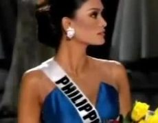A real mistake what happened in Miss Universe 2015?