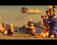 Clash of Clans: Legend of the Last Lava Pup (Commercial)