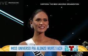 #Escádalo - Miss Universo podría ser amante del Presidente de Filipina