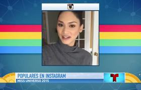 Miss Philippines sends message to Miss Colombia