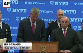 NYPD Outlines Times Square Security Preps