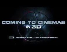 Captain America The Winter Soldier Official Extended International Movie TV SPOT 1 2014