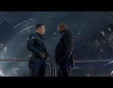 Captain America The Winter Soldier Official International Movie TV SPOT 1 2014 HD Chris Evans Movie