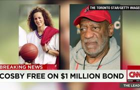 #CNN - Bill Cosby charged with sexual assault