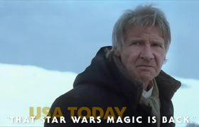 STAR WARS: THE FORCE AWAKENS - Official Movie TV Spot: The Magic Is Back (2015)
