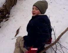 Best Winter FAILs [Compilation]