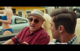 Dirty Grandpa - Official Movie TV SPOT: Respect Your Elders (2016) HD - Robert De Niro, Zac Efron Movie