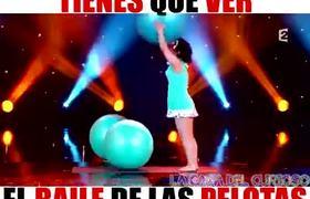 El baile de la pelota