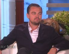 The Ellen Show - Leonardo DiCaprio Discusses