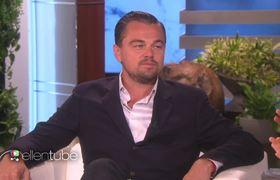The Ellen Show - Leonardo DiCaprio Discusses