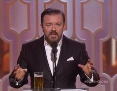 Golden Globes 2016 - Ricky Gervais Opening Monologue