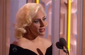 Golden Globes Awards 2016: Lady Gaga Wins Best Performance in a Miniseries or Television Film