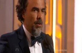 2016 Golden Globe Awards - Alejandro González Iñárritu wins