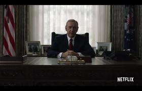 House of Cards: Frank Underwood - The Leader We Deserve - Netflix Series