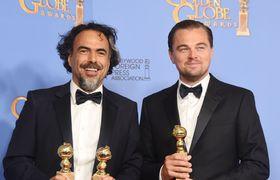The Revenant top winner at the Golden Globes 2016