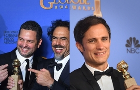 Latinos the big winners of the Golden Globes 2016