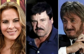 Interview with Sean Penn and Kate del Castillo could contribute to the extradition of El Chapo
