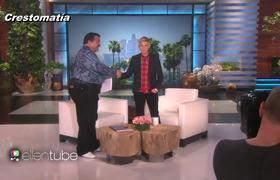 El Chapo in The Ellen Show