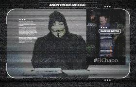 Anonymous Repsonde: La Verdad sobre la captura de El Chapo