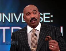 Steve Harvey Show: Steve Harvey speaks out on the Miss Universe pageant