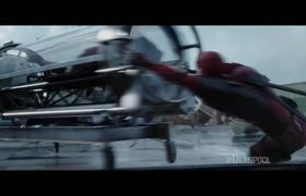 Deadpool - Official Movie TV SPOT: Colossus throwing that tire, tho!!! (2016) HD - Ryan Reynolds Movie