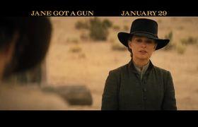 Jane Got a Gun - Official Movie TV SPOT: Gunslinger (2016) HD - Natalie Portman, Joel Edgerton Movie